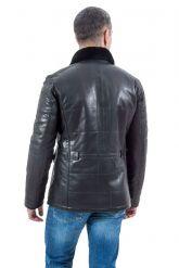 Мужская куртка дубленка. Фото 2.