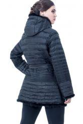 Классическая куртка черного цвета. Фото 2.