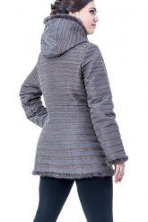 Женская демисезонная стеганая куртка. Фото 2.