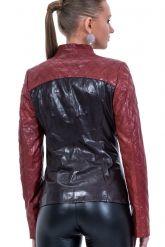 Кожаный пиджак 2016. Фото 1.