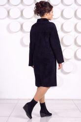 Женская двусторонняя дубленка MILANO. Фото 4.