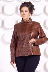 Женская кожаная куртка LARA16. Фото 3.