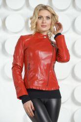Модная куртка с узором на спине. Фото 2.