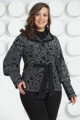Кожаная куртка с лазерной обработкой. Фото 2.