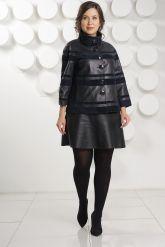 Модный пиджак больших размеров. Фото 1.