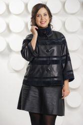 Модный пиджак больших размеров. Фото 2.