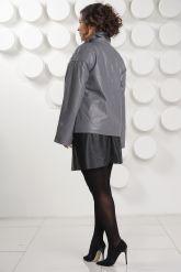 Кожаная куртка Милано. Фото 4.
