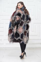 Роскошное меховое пальто от PUNTO. Фото 4.