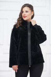 Двусторонняя куртка из овчины. Фото 4.
