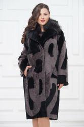 Стильное итальянское пальто PUNTO. Фото 2.