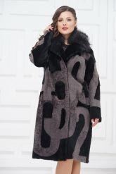 Стильное итальянское пальто PUNTO. Фото 3.