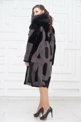 Стильное итальянское пальто PUNTO. Фото 4.