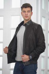 Мужская куртка из замши. Фото 4.