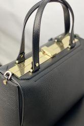 Классическая сумка из кожи GIRONACCI. Фото 3.