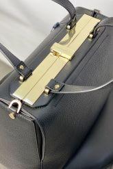 Классическая сумка из кожи GIRONACCI. Фото 4.