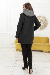 Женское пальто из кашемира. Фото 2.