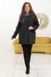 Женское пальто из кашемира. Фото 3.