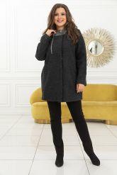 Женское пальто из кашемира. Фото 4.