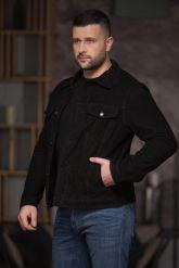 Короткая куртка из замши. Фото 5.