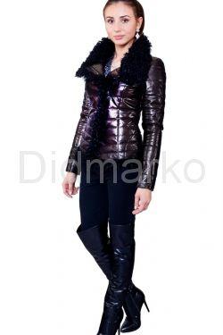 Модная стеганая куртка