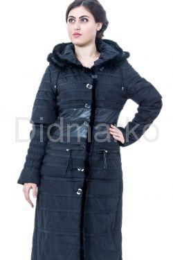 Демисезонное пальто-трансформер