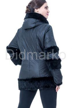 Красивая куртка авто-леди