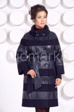 Кожаное пальто GALISITA-TRIKOL