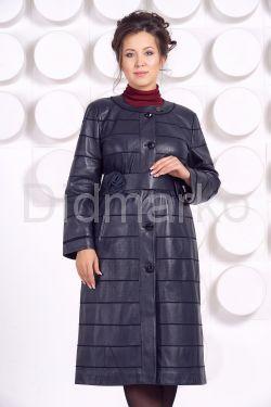 Кожаное пальто ELIF