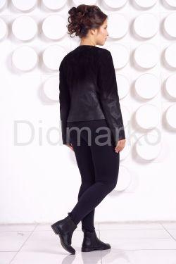 Замшевая куртка CHANEL1