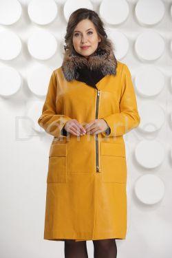 Модное итальянское пальто