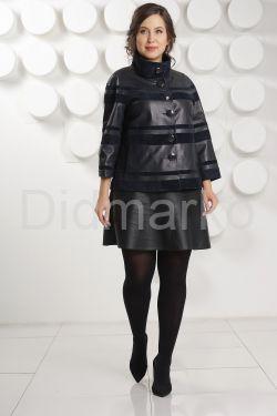 Модная куртка больших размеров