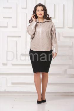 Кожаная куртка - летучая мышь