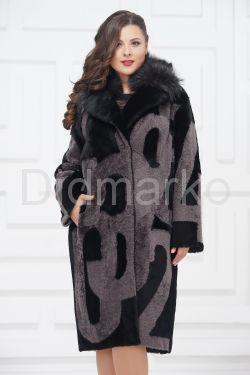 Стильное итальянское пальто PUNTO
