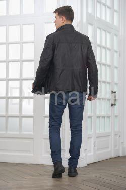 Мужская кожаная куртка Весна 2019
