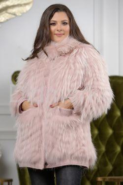 Модная шуба для женщин 2019-2020