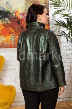 """Кожаная куртка """"ДЖЕСИНТА"""""""