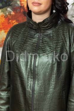 Кожаная куртка jesinta