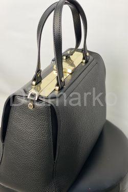 Классическая сумка из кожи GIRONACCI