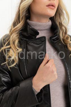Куртка из натуральной кожи осень-весна