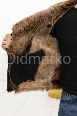 Зимняя дубленка Хит Продаж