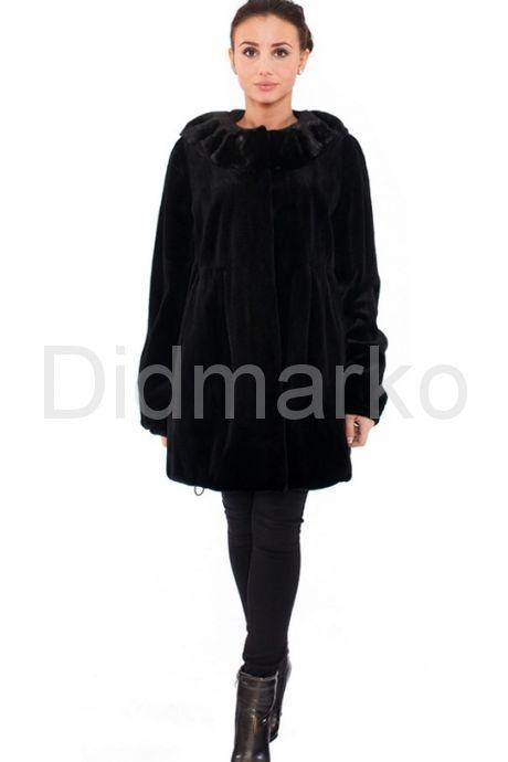 Норковая шубка Шанель. Фото 1.
