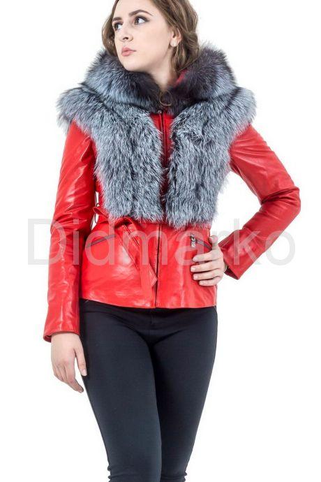 Куртка-жилет. Фото 1.