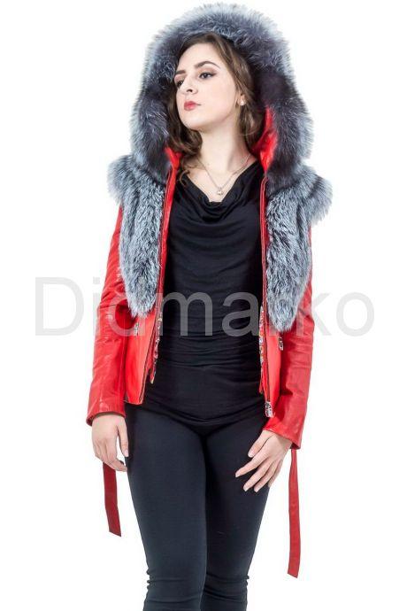 Куртка-жилет. Фото 3.