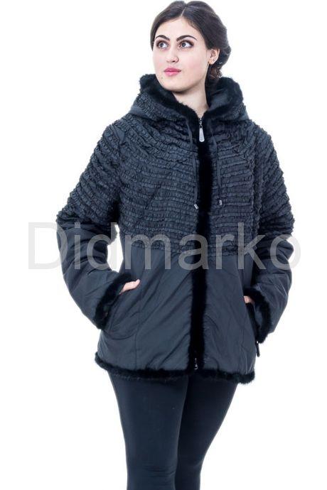 Куртка больших размеров. Фото 1.