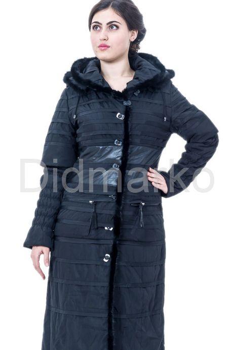 Демисезонное пальто-трансформер. Фото 1.