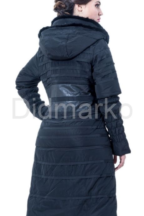 Демисезонное пальто-трансформер. Фото 2.