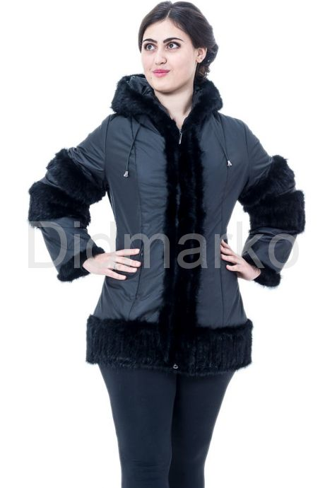 Красивая куртка авто-леди. Фото 1.