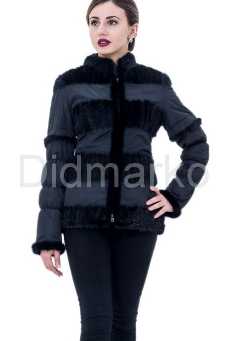 Куртка с отстегивающимися рукавами. Фото 1.