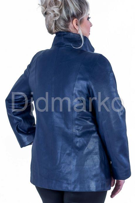 """Кожаная куртка """"Милан"""". Фото 2."""