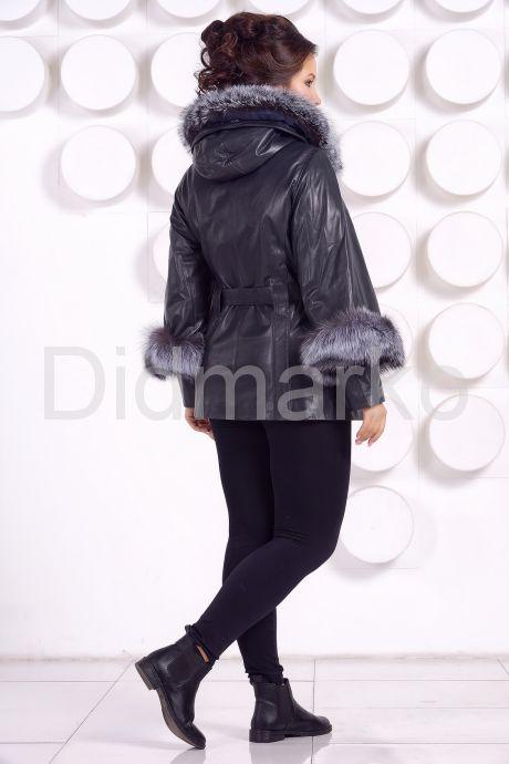 Кожаная куртка для милых дам. Фото 4.